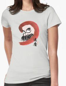 達磨 Daruma Womens Fitted T-Shirt