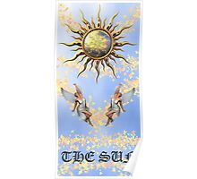 The Sun Tarot Poster