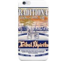 tribal spirits iPhone Case/Skin