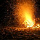 Fire time... by JAZ art