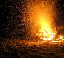 Fire time... by Jarrod Lees