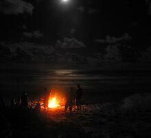 Full moon madness... by Jarrod Lees