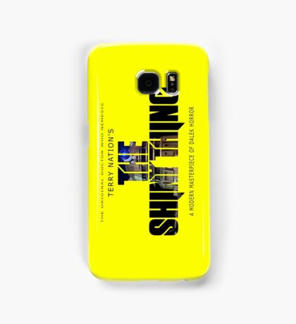 The Shiny Thing Samsung Galaxy Case/Skin