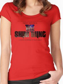 The Shiny Thing Women's Fitted Scoop T-Shirt