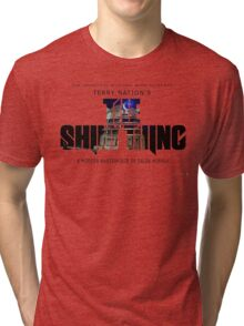 The Shiny Thing Tri-blend T-Shirt