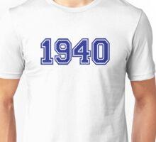 1940 Unisex T-Shirt