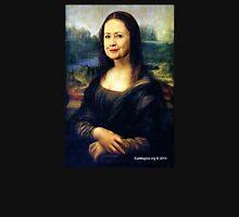 Hillary Mona Lisa Unisex T-Shirt