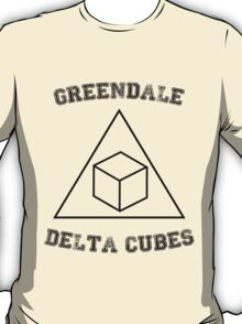 Greendale Delta Cubes T-Shirt