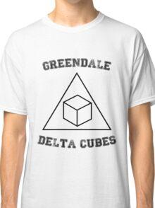 Greendale Delta Cubes Classic T-Shirt