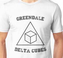 Greendale Delta Cubes Unisex T-Shirt