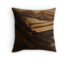 Archive no.6 Throw Pillow