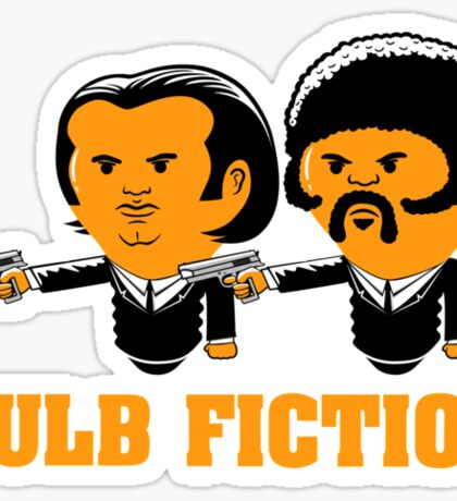 Bulb Fiction Sticker