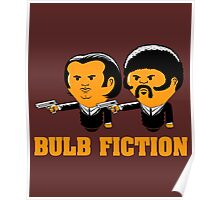 Bulb Fiction Poster
