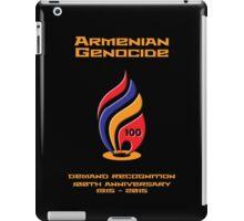 Armenian Genocide 100yr Anniversary iPad Case/Skin