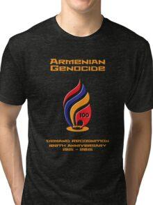 Armenian Genocide 100yr Anniversary Tri-blend T-Shirt