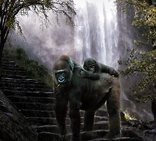On Ancient Steps by Dave Godden