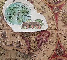 Travel and Home by Elizabeth Rodriguez