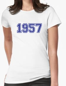 1957 Womens Fitted T-Shirt