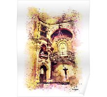 Saint Nicholas Church, Prague  Poster