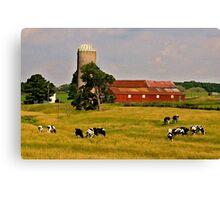 Oxford Farm Canvas Print