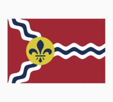Flag of St. Louis  T-Shirt