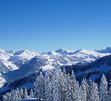 Kitzbuhel Winter Wonderland by smedley