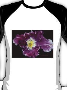 a Tulip with a Picasso touch.. T-Shirt