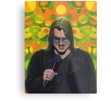 Mitch Hedberg Metal Print