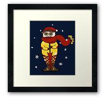 Mr. Adventurer Framed Print