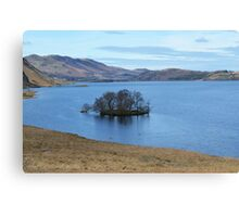 Crummock water, Lake district, Cumbria, England Canvas Print