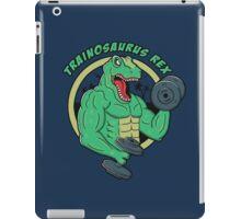 Trainosaurus Rex iPad Case/Skin