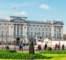 Buckingham Palace Sunny Day Sticker