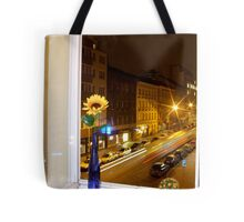 ABSTRACT PRAGUE LIFE Tote Bag