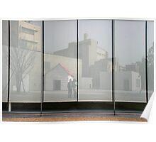 Kanazawa Reflection Poster
