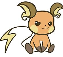 Raichu by Left2Fail