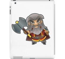 a Dwarf iPad Case/Skin