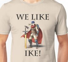 We Like Ike! Unisex T-Shirt