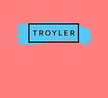 TROYLEY - TRXYE inspired (2) by Susanna Olmi