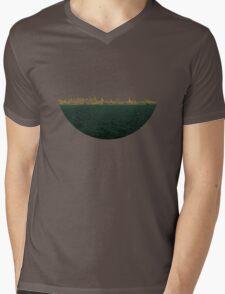 Skyless Composition 2 | Two Mens V-Neck T-Shirt