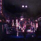 City Nightlights 1 by Franko Camue