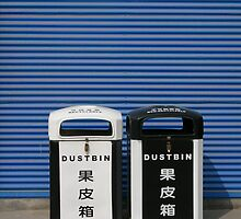 Bins by MartineDF