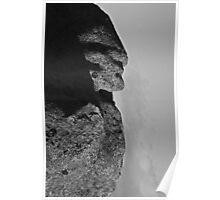 Sphinx at Dog rocks Poster