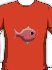 Something fishy transparent background T-Shirt