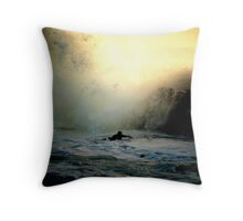 Committed... Throw Pillow