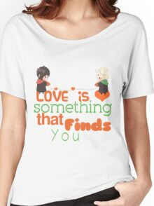 Chibi Drarry - Love Women's Relaxed Fit T-Shirt