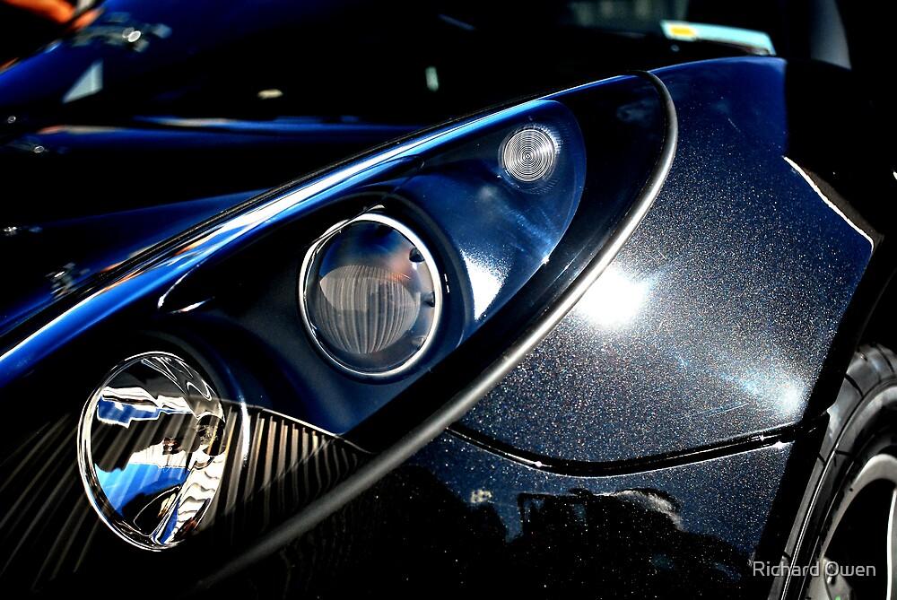Lotus Elise Lights by Richard Owen