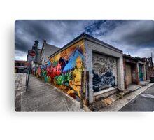 Enmore Street Art - Sydney Australia Canvas Print