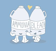 The Cutest Couple: Ammonia & Bleach by rebecca-miller