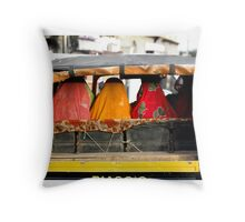 ' Rickshaw Allsorts ' Throw Pillow