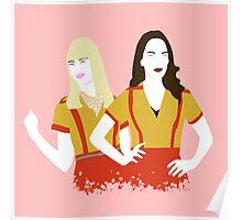Max & Caroline Poster